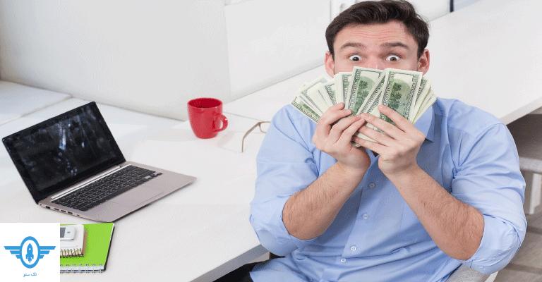 چگونه از اینترنت پول در بیاوریم ؟